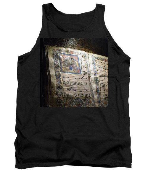 Tank Top featuring the photograph Heavenly Music by Alex Lapidus