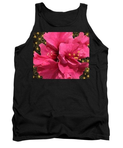Hibiscus Pollen Tank Top