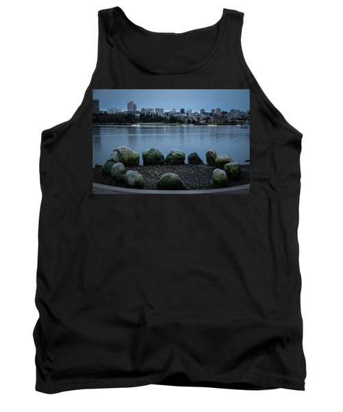 High And Low Tide Tank Top