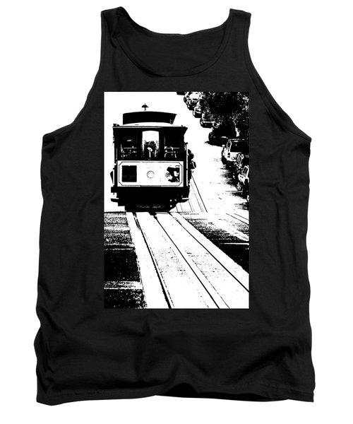 Hill Street Noir Tank Top
