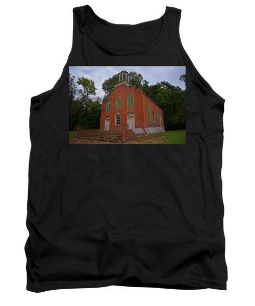 Historic Church Image Tank Top
