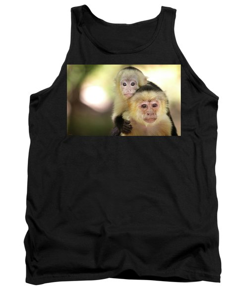 Hitching A Ride Tank Top