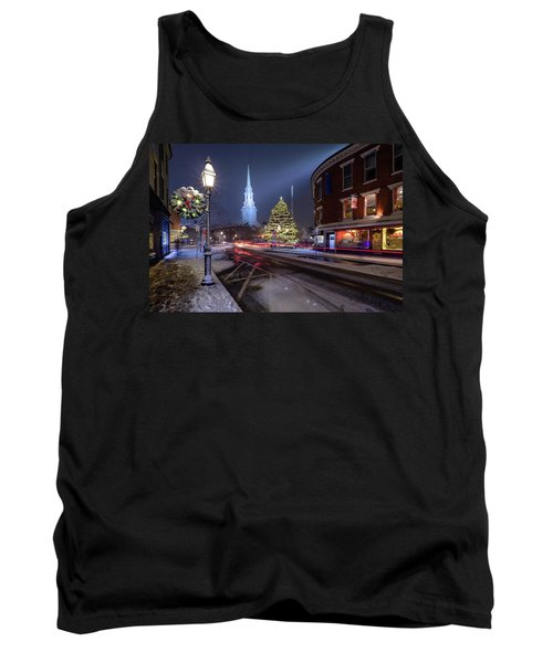 Holiday Magic, Market Square Tank Top