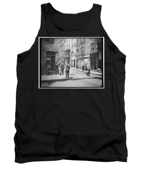 In Chinatown  New York 1900 Tank Top