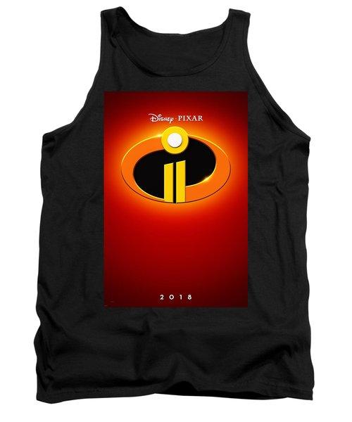 Incredibles 2 Tank Top