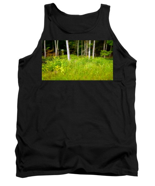 Into The Wild Tank Top