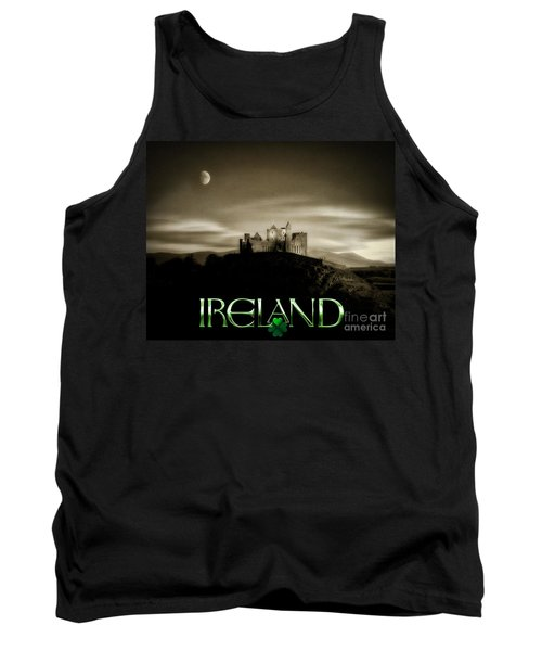 Tank Top featuring the photograph Ireland by Edmund Nagele