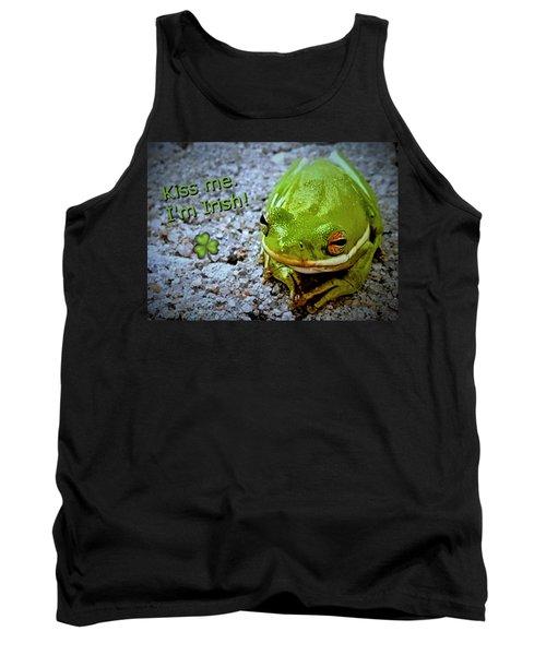 Irish Frog Tank Top