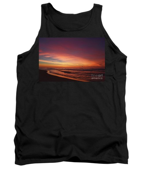 Jersey Shore Sunrise Tank Top