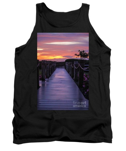 Just Another Day In Paradise Tank Top