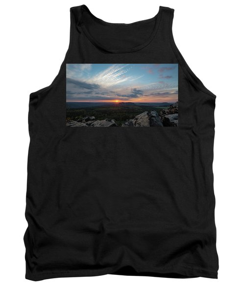 Just Before Sundown Tank Top