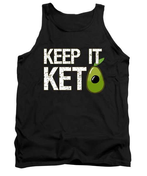 Keep It Keto Tank Top