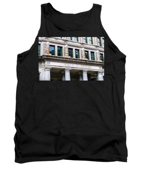 Lamar Building - Augusta Ga Tank Top