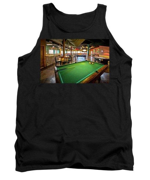Let's Shoot Pool Tank Top
