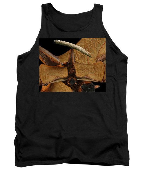 Little Red Flying Fox 2 Tank Top