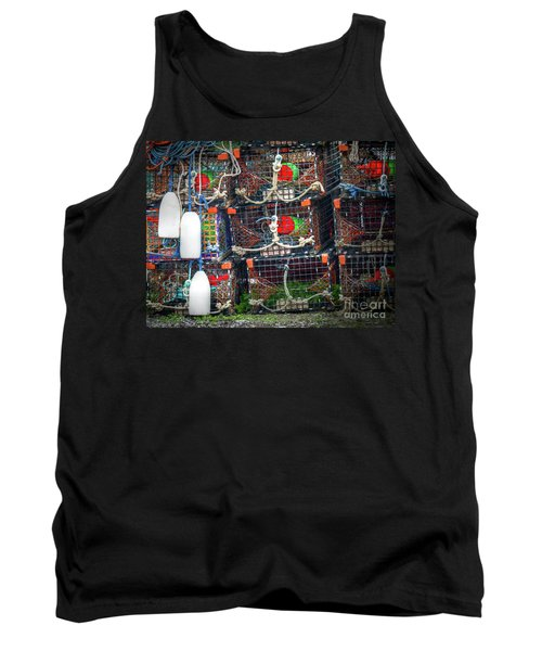 Lobster Traps Tank Top