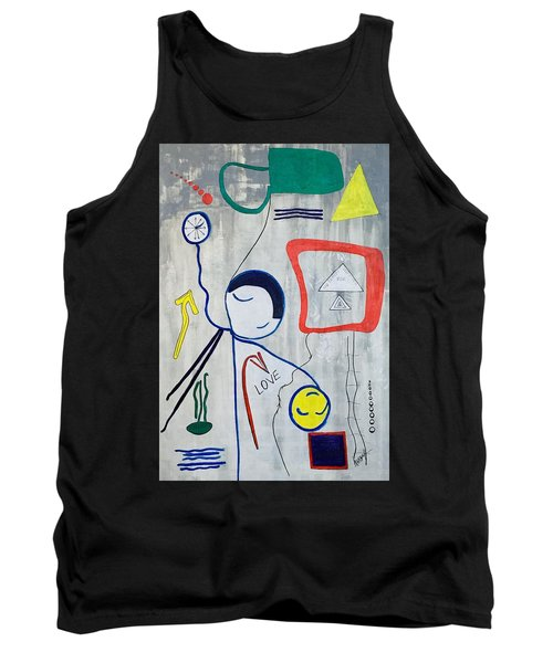 Love Is The Answer Tank Top