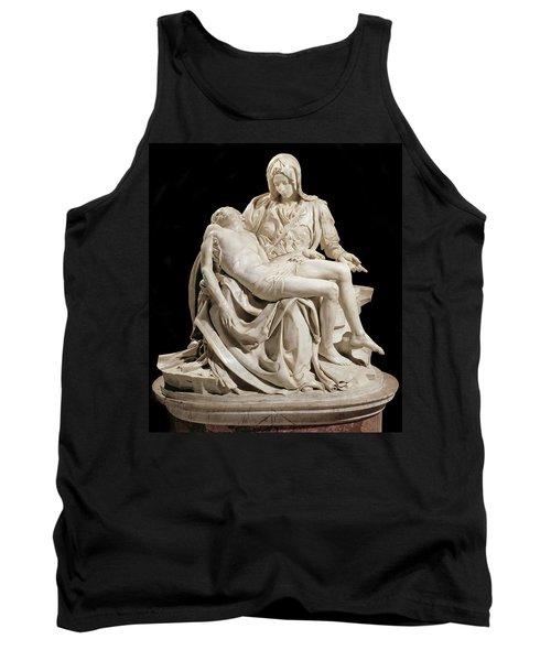 Michelangelo La Pieta Tank Top