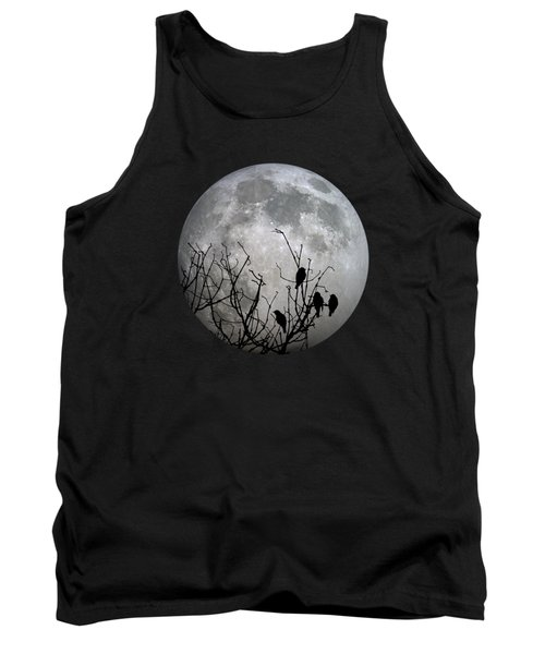 Midnight Moonshiners  Tank Top
