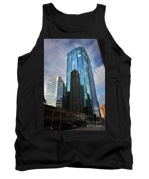 Minneapolis Skyline Photography Foshay Tower Tank Top