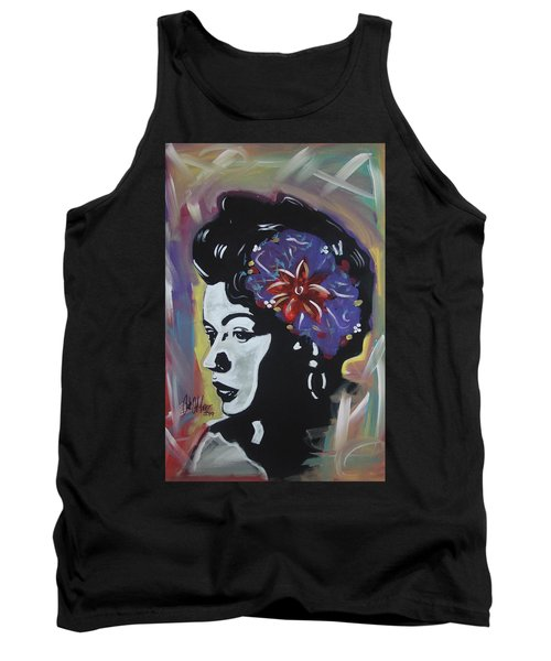 Miss Holiday Tank Top
