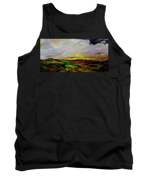Montana Summer Storms        5519 Tank Top