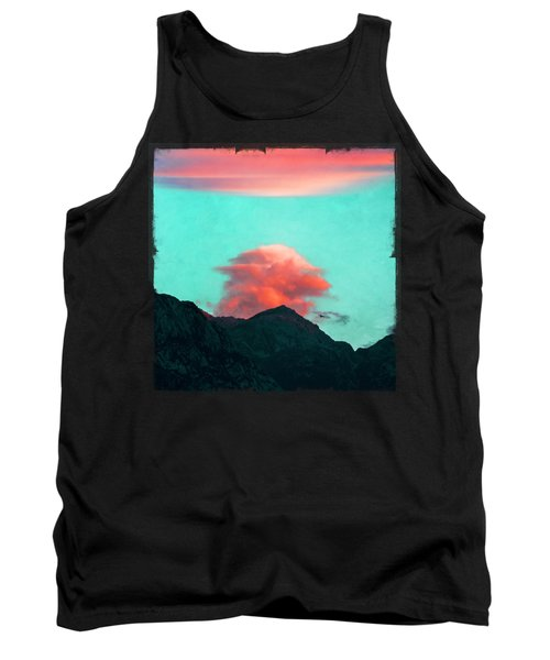 Mountain Daybreak Tank Top