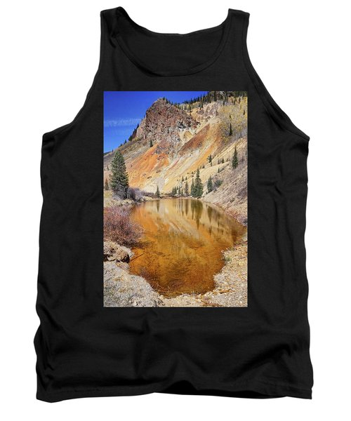 Mountain Reflections Tank Top