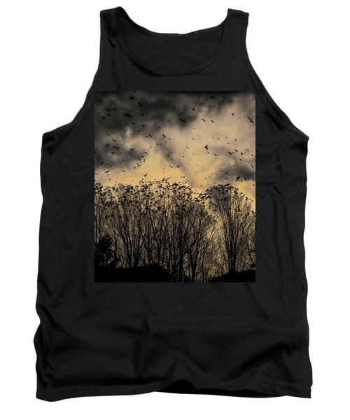 Murder Once A Year Tank Top