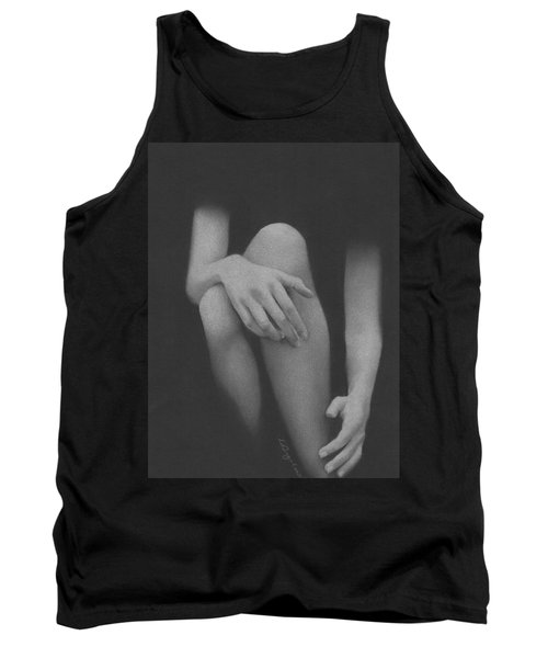 Muted Shadow No. 4 Tank Top