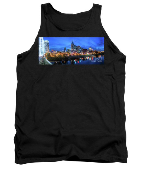 Nashville Night Tank Top