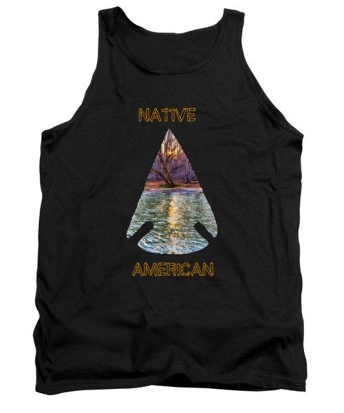 Native American Tank Top