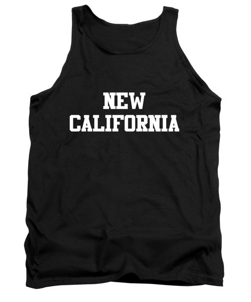 New California Tank Top