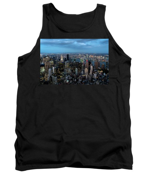 New York Skyline Tank Top