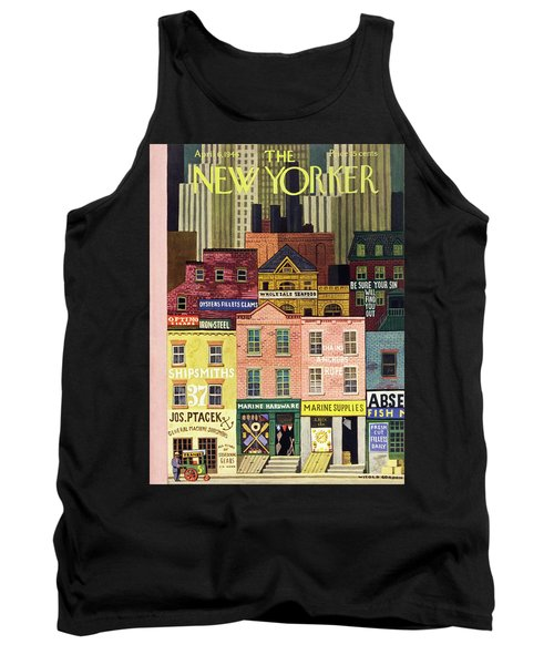 New Yorker April 6th 1946 Tank Top