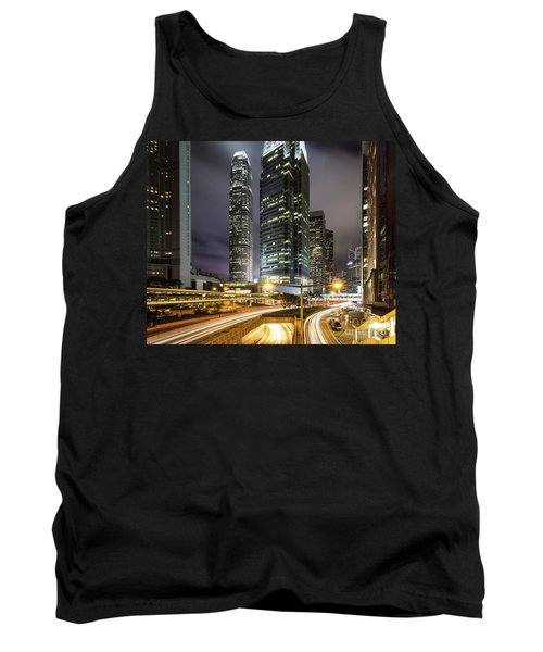 Nights Of Hong Kong Tank Top