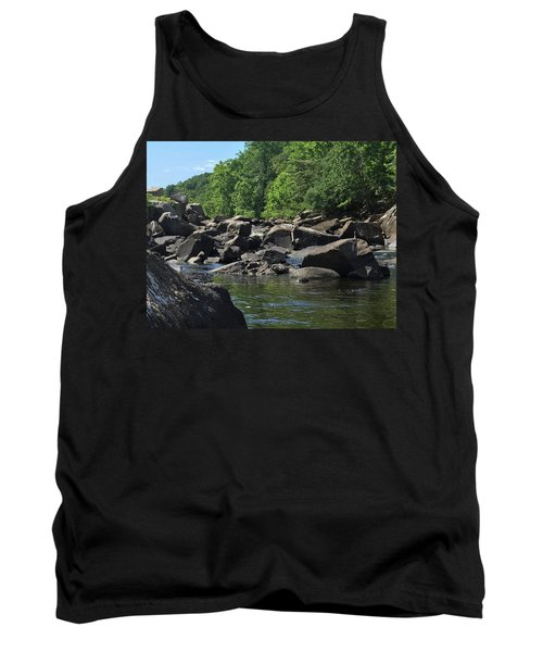 On The Occoquan Tank Top