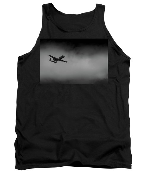 Out Of The Clouds - A-10c Thunderbolt Tank Top