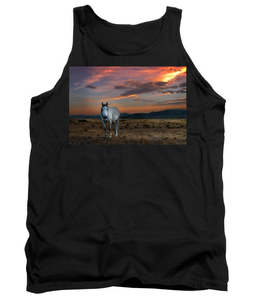 Pale Horse Tank Top