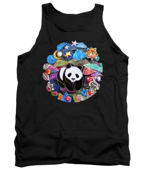 Panda Bear 1 Tank Top