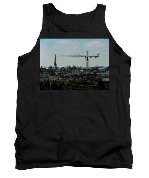 Paris Towers Tank Top