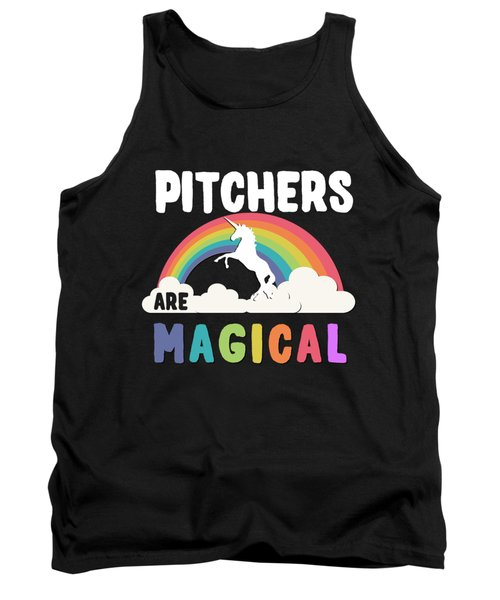 Pitchers Are Magical Tank Top