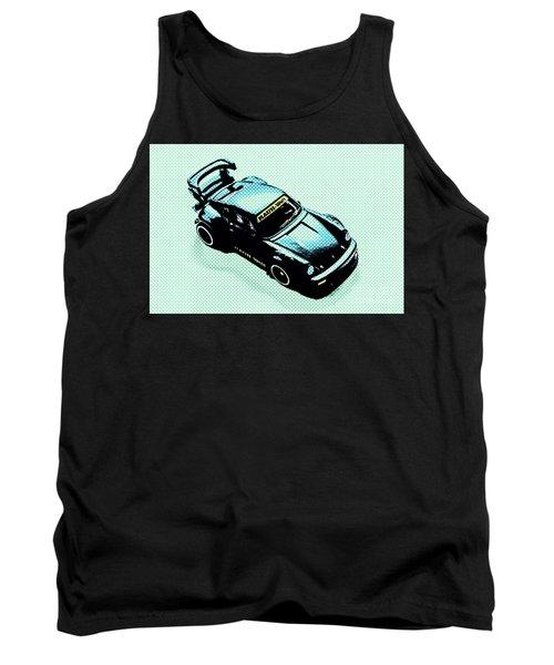 Pixel Porsche Tank Top
