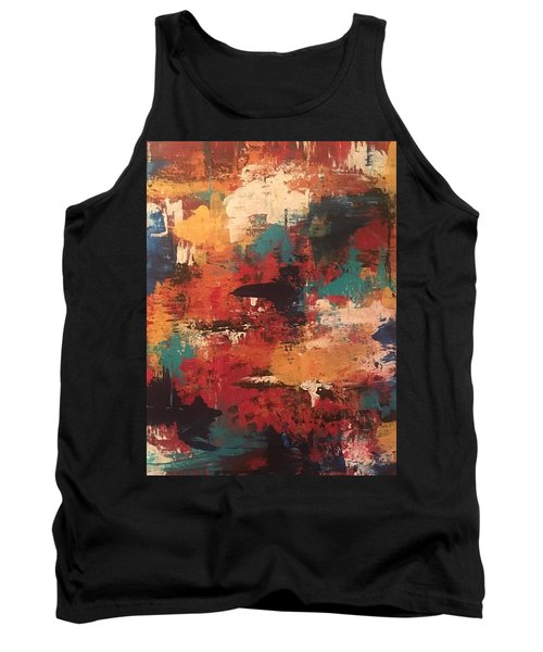 Playing With Color Tank Top