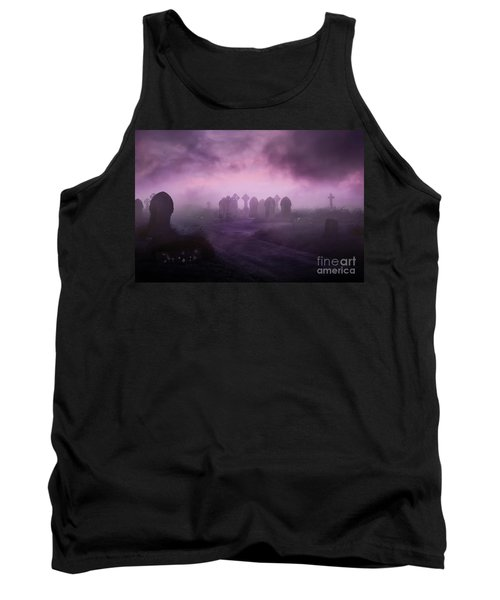 Rave In The Grave Tank Top