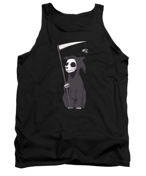 Reaper Cat Tank Top