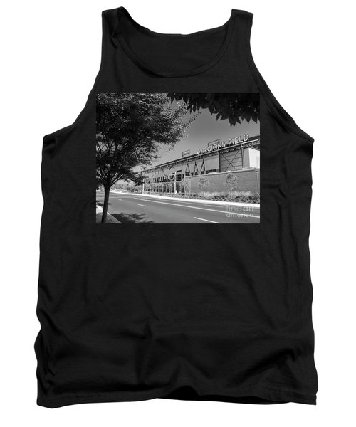 Regions Field Home Of The Barons Tank Top