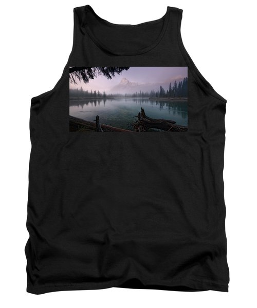Rising From The Fog Tank Top