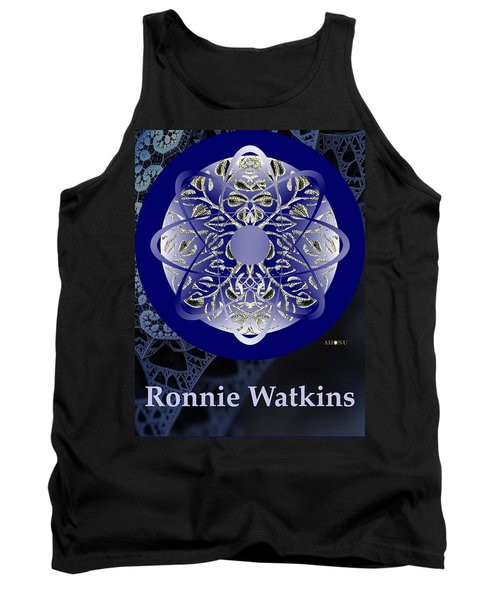 Ronnie Watkins Soul Portrait Tank Top