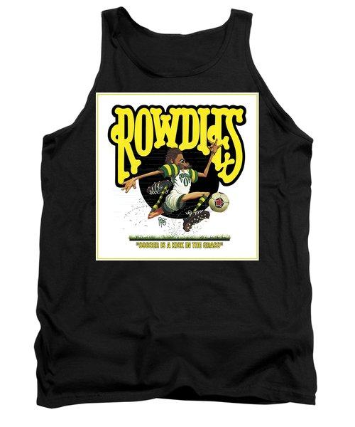 Rowdies Old School Tank Top